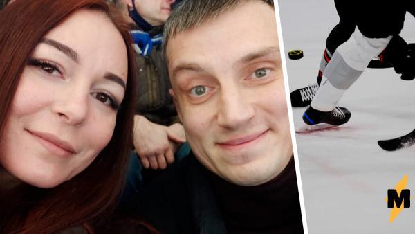 Россиянин позвал девушку на хоккей, но та не знала главное. В середине игры ей пришлось краснеть перед ареной
