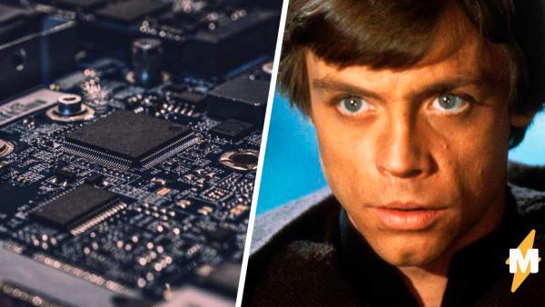 """Фанат предложил новую трактовку фильма """"Звёздные войны"""". Теперь Люк - бумер, который не любит технологии"""