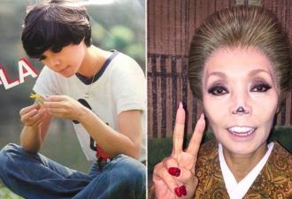 Блогерша из Японии сбросила 20 лет за 20 минут. Магия и пластика ни при чём, но научиться трюку не так просто