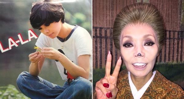Блогерша из Японии сбросила 20 лет за 20 минут. Магия тут не причём, дело в прямых руках и правильном мейке