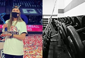 Тренер из США показала разницу между спортзалами юношей и девушек — и упс. Пара фото разоблачила равноправие