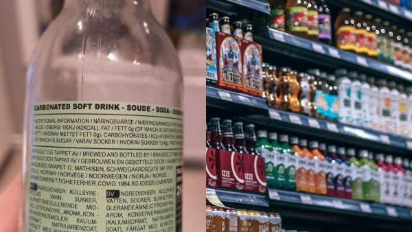 Магазины в Норвегии избавляются от газировки со вкусом заговоров. Их этикетки - бальзам на душу рептилоидов