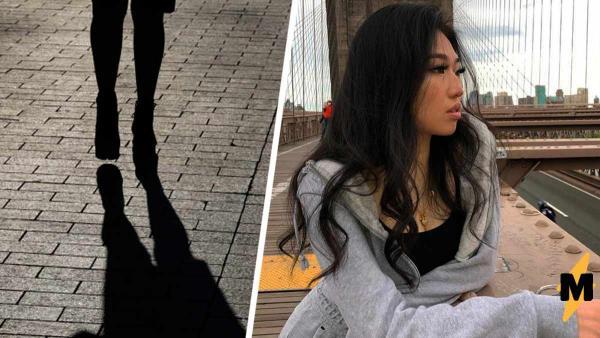 Блогерша кричала на улице и незнакомец решил ей помочь. Но радоваться рано, ведь он оказался сталкером