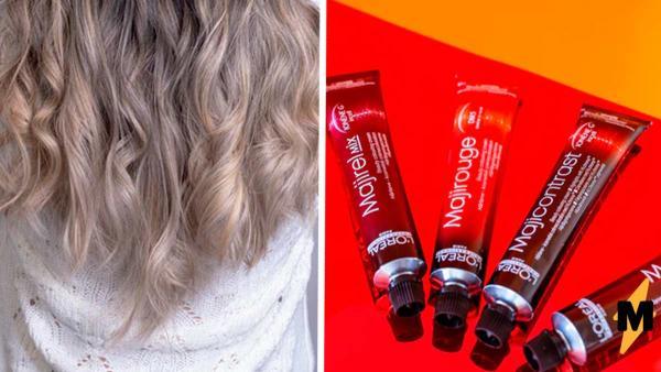 Блогер решил покрасить волосы, но организм оказался против. Взглянув в зеркало он увидел в нём колобка