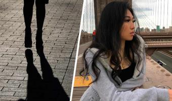 Блогерша шумела на улице, и незнакомец поспешил ей на помощь. Три квартала спустя он перестал казаться героем