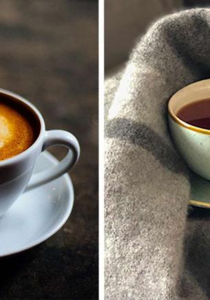 Тиктокер показал разницу между пробуждением от чая и кофе. Фаны второго напитка с грустью узнали в скетче себя