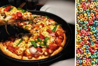 Ресторан создал пиццу со сладким колечками, и гурманы в ярости. Они уверены: это гастрономическое преступление