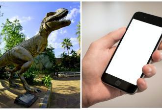 Тикток захватили люди-динозавры, и это тренд-иллюзия. Теперь мир знает, как тирекс плясал бы под Daft Punk