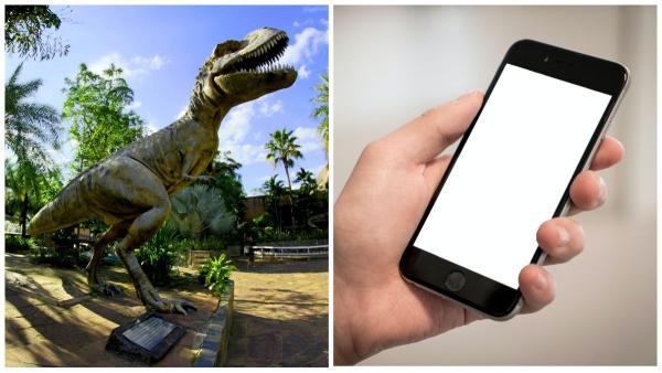 Блогеры превращают себя в динозавров и это новый тренд. Теперь люди узнали, как Тирекс плясал бы под Daft Punk