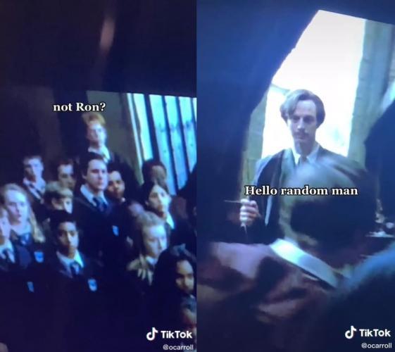 """Поклонница пригляделась к """"Гарри Поттеру"""", а там - """"ненастоящие"""" герои. И магии вне Хогвартса есть объяснение"""