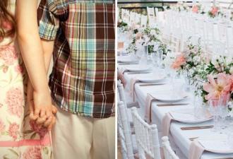 Пятилетки влюбились друг в друга, и родители сыграли им свадьбу, но перестарались. Церемония вышла настоящей
