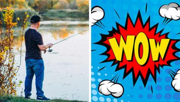 Рыбак достал из воды свой улов и полез за камерой. На крючке была такая рыба, что без фото никто бы не поверил