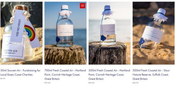 Компания хакнула жизнь, продавая стеклянные бутылки. На вид они пустые, но в них товар на сотню долларов