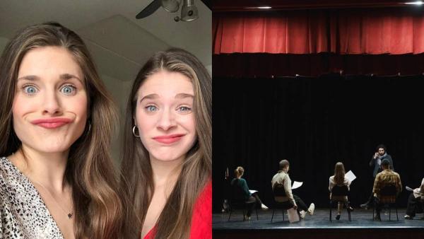 Сёстры показали видео со школьной постановки, и у людей вопросы. Простить их учителям выбор ролей они не могут