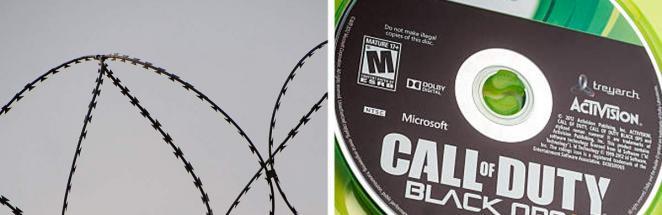 Беглец из тюрьмы успешно скрылся от копов, но сам себя выдал. А не играл бы в Call of Duty – был бы неуловим