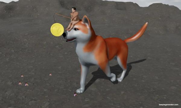 Илона Маска верхом на собаке видели? Сервис делает рандомные NFT-пикчи и это лучшие мемы, которые могут быть