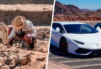 Археологи нашли древнюю колесницу и сравнивают её с Lamborghini. Ведь находка доказала, что у предков был вкус