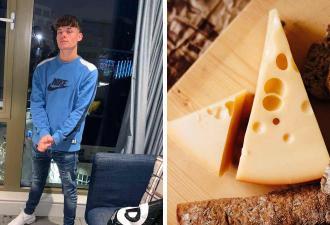 Блогер показал, как без ножа резать сыр тонко, и сломал зрителей. Лишь внимательные увидели проблему
