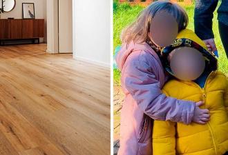 Мама оставила детей одних и теперь грозит продать их на eBay. Причина на видео — её дом превратился в Нарнию