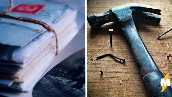 Ремонтники вскрыли пол и увидели пачку писем. Хватило пары строк, чтобы понять: раньше они