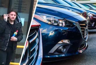 Клерки автосалона радовались, что дали машину звезде футбола. Он тоже, ведь был не тем, за кого себя выдавал