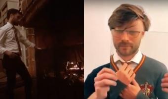 Блогер выпил оборотное зелье и стал Гарри Поттером. Такое бывает в фильме, а в реальности парень — лучший клон