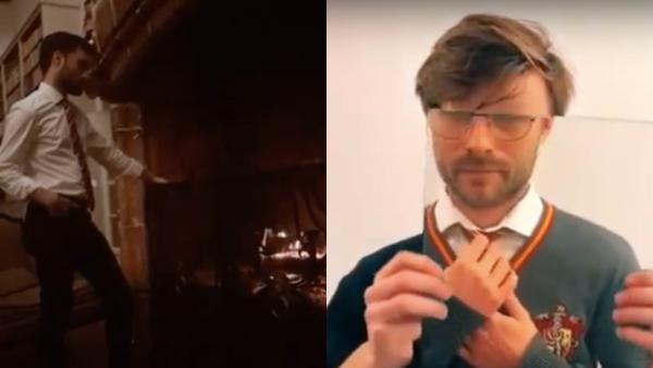 Блогер выпил оборотное зелье и стал Гарри Поттером. Такое бывает в фильме, а в реальности парень – лучший клон