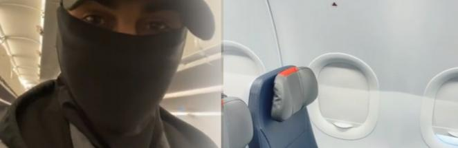 Люди узнали, что значит чёрный треугольник в салоне самолёта, и хотят забыть. Решиться на полёт теперь сложнее