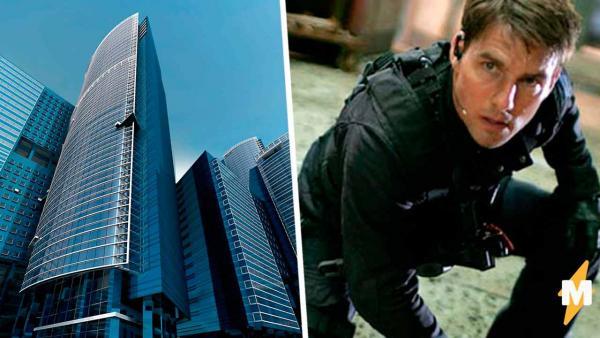 Смельчак стал Итаном Хантом, спустившись с крыши, и угодил к копам. Такой способ добычи покемонов они не оценили