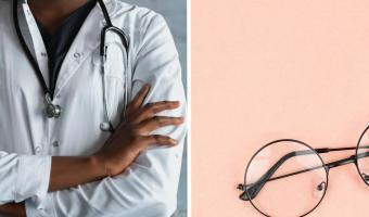 Реддитор ставил врачей в тупик своей болью в шее. Лишь спустя 10 лет он догадался проверить, как носит очки