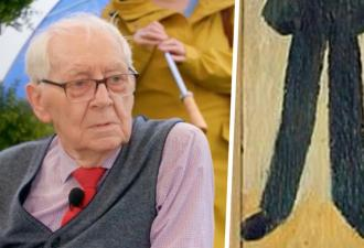 Папа купил на сдачу рисунок, и зря сын над ним смеялся. Тогда он не знал, что стал наследником миллионера