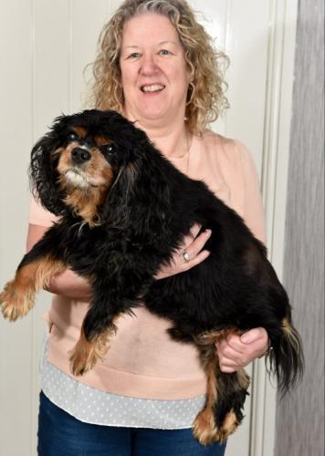 Пёс-пирожок похудел с 22 до 13 килограмм и получил награду. Но на изоляции с ним случилось тоже, что и с нами