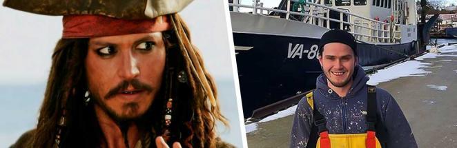 Моряк объяснил, почему капитан Джек Воробей непривычно ходит. И люди поняли: Джонни Депп – гениальный актёр