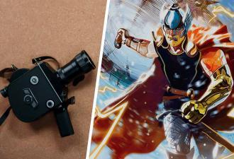 """Фаны увидели фото со съёмок """"Тора"""" и захотели новый каст. В костюме бога не Крис Хемсворт, но так даже лучше"""