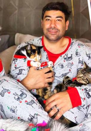 Хозяин чиллит с котами в СПА, и питомцы живут как на курорте. Досугу этих пушистых позавидуют многие люди