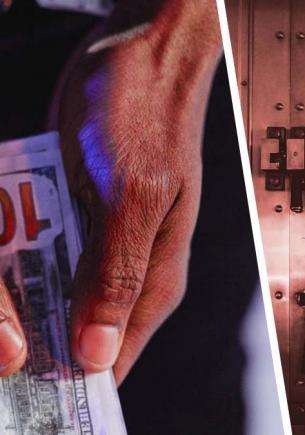 Полиция задержала грабителя на выходе из банка, и вышла комедия. Его план побега заставил бы Оушена краснеть