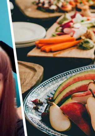 Блогерша оценила музыкантов, которым поставляла еду. Теперь люди знают, кто из рокеров фанат изюма в шоколаде