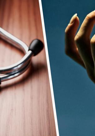 Муж нарастил ногти и в панике начал звать врача. Кто же знал: писать сообщения с маникюром – настоящий инсульт