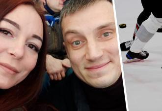 Ухажёр позвал подругу на хоккей, но та не знала главного. В разгар игры ей пришлось краснеть перед всей ареной