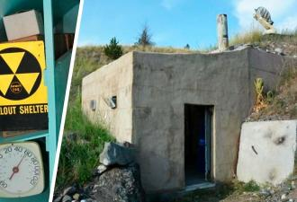 В скале есть бетонная дверь, а за ней – рай для интроверта. Но столько за одиночество, кажется, ещё не платили