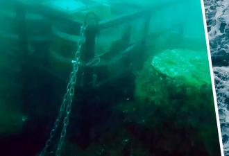 Пивовары спрятали бочки на дне океана, но их украли. И воры пожалеют, когда поймут, что похитили на самом деле