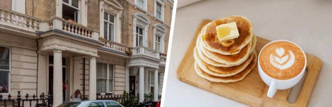 Мечтали готовить, не вставая с кровати, — квартира в Лондоне для вас. Но клаустрофобам её лучше не видеть