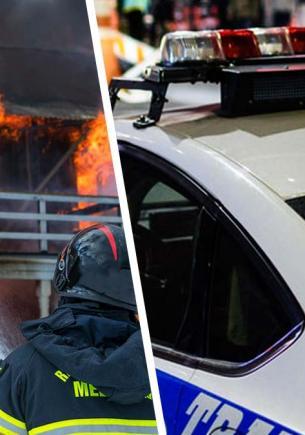 Полицейские 9 лет не могли раскрыть серию поджогов — неспроста. У пиромана была та же форма, что и у них