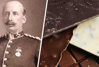 На чердаке усадьбы нашли 120-летний шоколад, и его не захочется съесть. Вид плитки заряжен на потерю аппетита