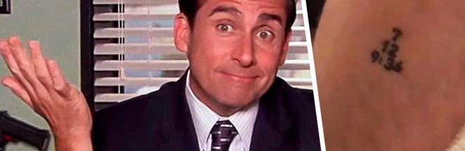 Парень увековечил мем из «Офиса» и не пожалел ноги. Но без подсказки его узнают лишь хардкорные фаны