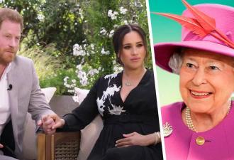 Интервью принца Гарри и Меган Маркл стало мемом. Тут не обошлось без герцогини в «Пацанках» и гангста-королевы