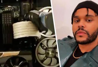 Мастер собрал компьютер для The Weeknd, и геймеры завидуют. У них лишь один вопрос: во что певец будет играть