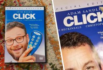 Блогер добавил на постер «Клика» Адама Сэндлера и сломал людей. Вспомнить, кто играл в кино, теперь не выйдет