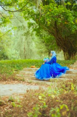 Жених бросил невесту перед свадьбой, но без него ей лучше. Стоит увидеть её фотосет — и станет понятно почему