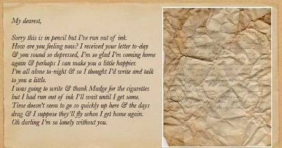 Ремонтники вскрыли пол и увидели пачку писем. Пара строк — и они поняли, что до этого не умели плакать